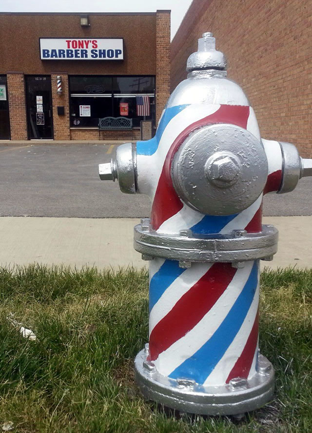 Villa Park Barber Shop, Haircut